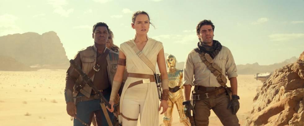 Generación «Star Wars: el ascenso de Skywalker», transformación 2020